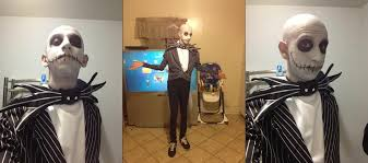 Jack Skeleton Costume This Is Halloween Jack Skellington Costume By Kooborisapphire