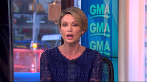 images of amy robach haircut amy robach of gma with a message to austin youtube