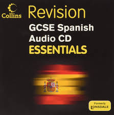spanish audio cd collins gcse essentials amazon co uk bill