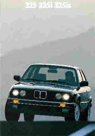 bmw 320i brochure bmw memorabilia for sale