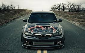 subaru wrx hatchback modified sti wallpapers group 83