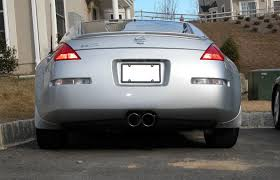 nissan gtr exhaust tips different look at exhaust tips my350z com nissan 350z and 370z