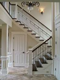 Iron Banister Spindles I Like The Iron Look That U0027s On The Stairs It U0027s Simple But Has A