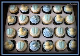 baby boy shower cupcakes swirls cupcakes it s a boy baby shower cupcakes