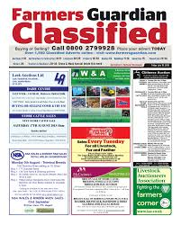 farmers guardian classified digital edition july 19 by briefing