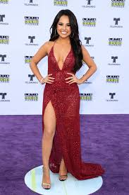 becky dress becky g adrienne bailon and more flaunt legs at