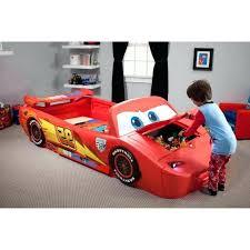 Race Car Bunk Beds Toddler Car Bed With Lights Or Race Car Bunk Beds Medium Size Of