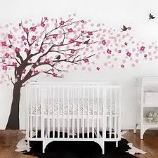 Brown Tree Wall Decal Nursery Wall Decal Tree Large Wall Decal Tree Nursery Ideas Pictures