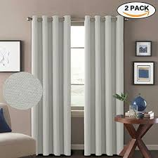 living room curtains cheap family room curtains amazon com