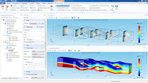 multiphysics simulation software platform for physics based modeling