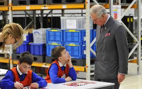 nissan finance jobs sunderland prince charles visits sunderland plant