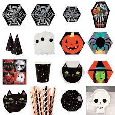 halloween cupcake kit by meri meri halloween cupcake liners