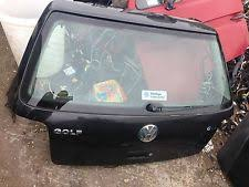 vw golf bootlids tailgates u0026 parts ebay