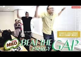 Challenge The Craze Beat Energy Gap Craze Milochmoves
