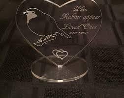 robin ornament etsy