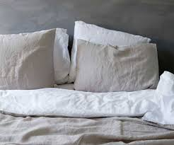 passion for linen washed linen duvet cover belle combined with
