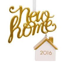 2016 new home hallmark keepsake ornament hooked on hallmark