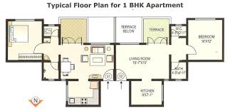 1 bhk floor plan floor plans green city hadapsar pune arihant venkateshwara