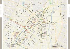 Austin Downtown Map by Los Angeles Maps California U S Maps Of L A Los Angeles