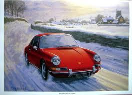 porsche 911 winter porsche 911 in winter limited edition 30 pcs worldwide keith