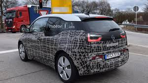 bmw i3 facelift spied with lowered suspension u2014 is it the i3s