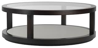 glass round coffee table coffee tables thippo