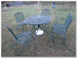 Antique Wrought Iron Patio Furniture by Antique Wrought Iron Patio Furniture Patios Home Design Ideas