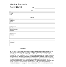 Fax Sheet Templates 10 Fax Cover Sheet Templates Free Sle Exle Format