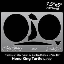 gordon uyehara honu king turtle quikart template