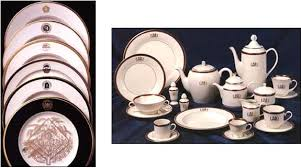 personalized dinnerware custom china and dinnerware for hotels governments businesses
