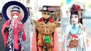 15 amazing kimono inspired japanese street fashion looks youtube