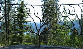 tree branch railing tree branch r wrought iron balusters stair