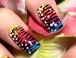 n gel selber designen nails nailart selber machen nageldesign tutorial