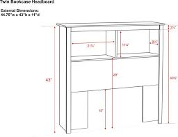 White Queen Bookcase Headboard by Size Of Queen Headboard 46 Outstanding For Twin Bookcase Headboard