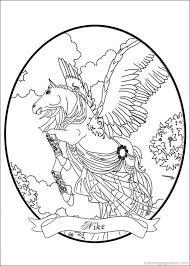 bella sara magical horse coloring pages 3 free printable