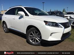 lexus sport design new white 2015 lexus rx 350 awd sportdesign edition review north