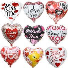 wholesale 50pcs 18 i you balloons day wedding