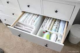 hemnes dresser nursery