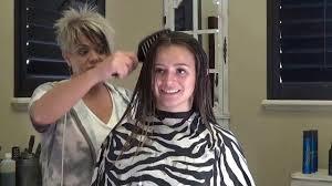 radona hair cut video comb wet hairstyles using wet pro epic dry brush radona s hair