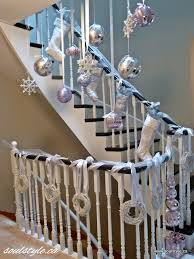 Banister Decorations All The Whos Down In Whoville Beautiful Banister Ideas