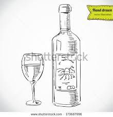 wine bottle download free vector art stock graphics u0026 images