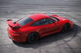porsche blackbird 2018 porsche 911 gt3 revealed is powered by 500hp flat six engine