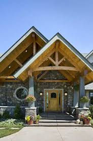 Hamill Creek Timber Homes Sugarloaf 29 Best Timber Frame Entrance Images On Pinterest Front Entry