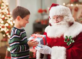 should parents perpetuate the santa claus myth