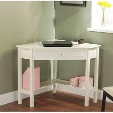 Walmart White Corner Desk Corner Writing Desk Walmart For A Small Space