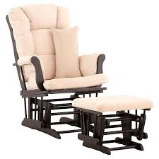 best chairs finley swivel glider recliner gray tweed glider vs