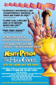 monty python and the holy grail the little theatre