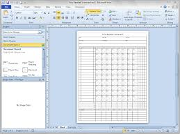 visio guy visio baseball scorecard