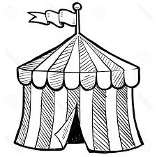 the images for u003e circus tent sketch