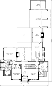 Southern Living Floorplans Soham Mitchell Ginn Southern Living House Plans